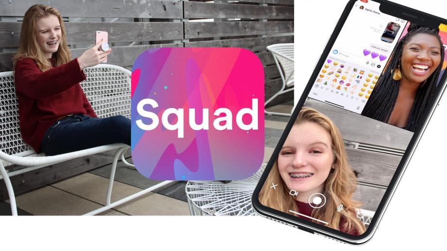 Twitter x Squad