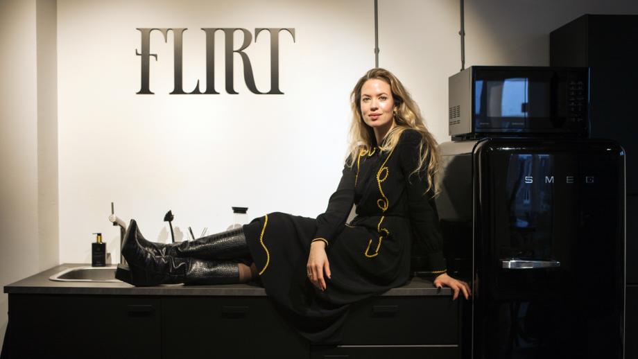Flirt, een 'melting pot' van 12 culturen
