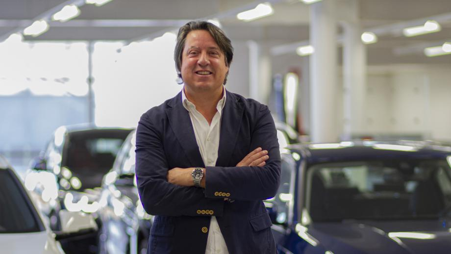 Steven van Dijk van Dubbelsteyn | De Fonkert BMW & MINI