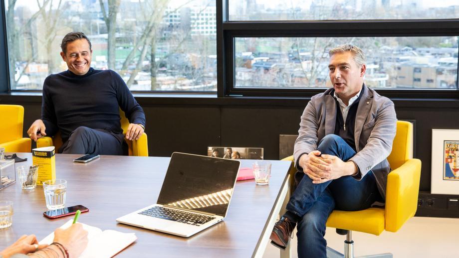 Rik Ledder, TBWA\Neboko & Leo Hensen T-Mobile