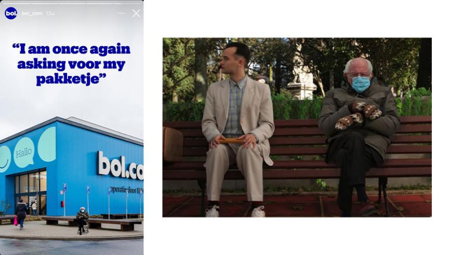Bernie en Forrest