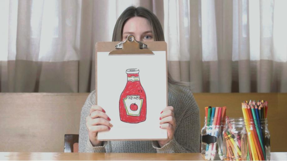 Nieuwe Heinz Ketchup-campagne ruikt een beetje naar Chanel