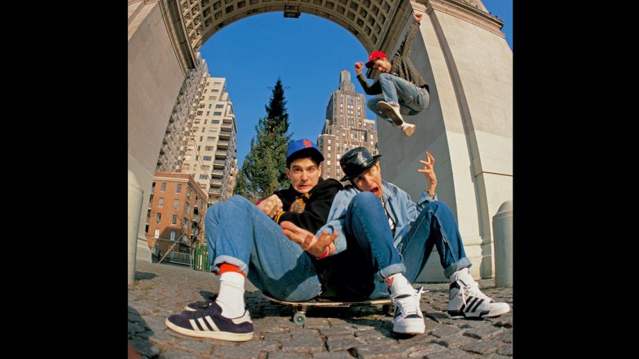 De Beastie Boys, fotografie Glen A. Friedman