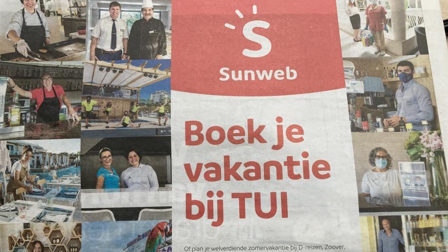 Sunweb promoot TUI