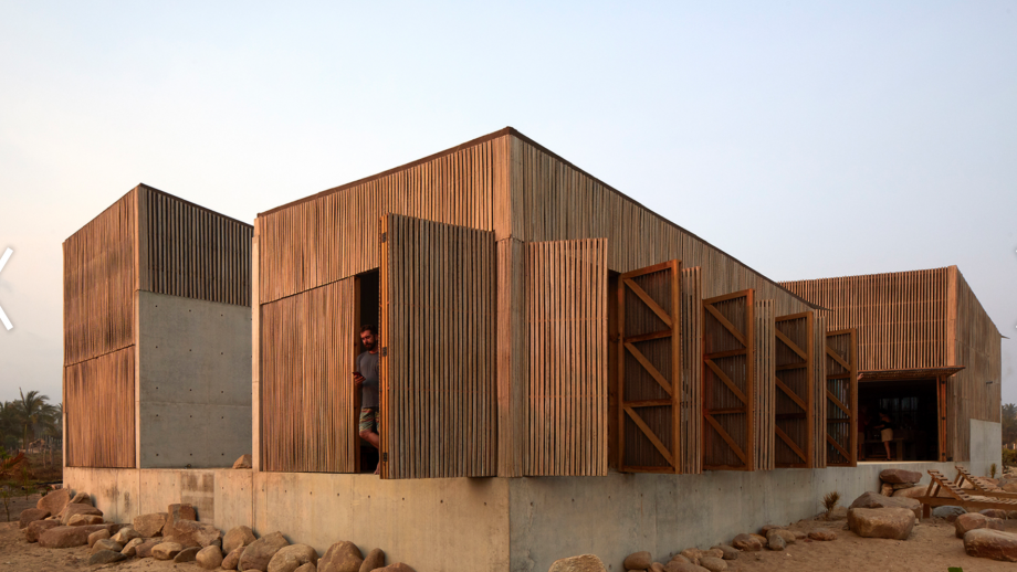 Naila House, BAAQ' Architects (Mexico)