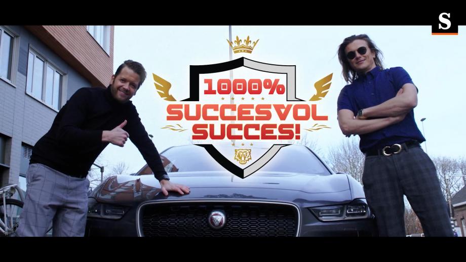 De Speld en Wefilm ridiculiseren huidige succescultuurmet webserie1000% Succesvol Succes