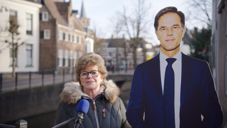 De eenvoud van de 'Waarom stemmen mensen Mark Rutte'-campagne