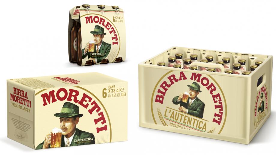 Heineken brengt Italië naar Nederland met Birra Moretti