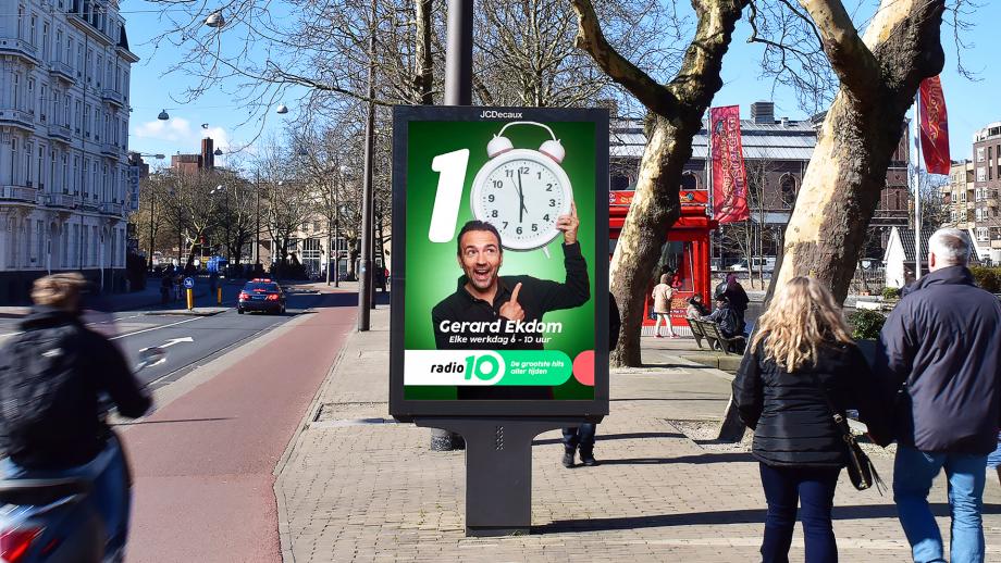 Radio 10 lanceert dynamische merkcampagne