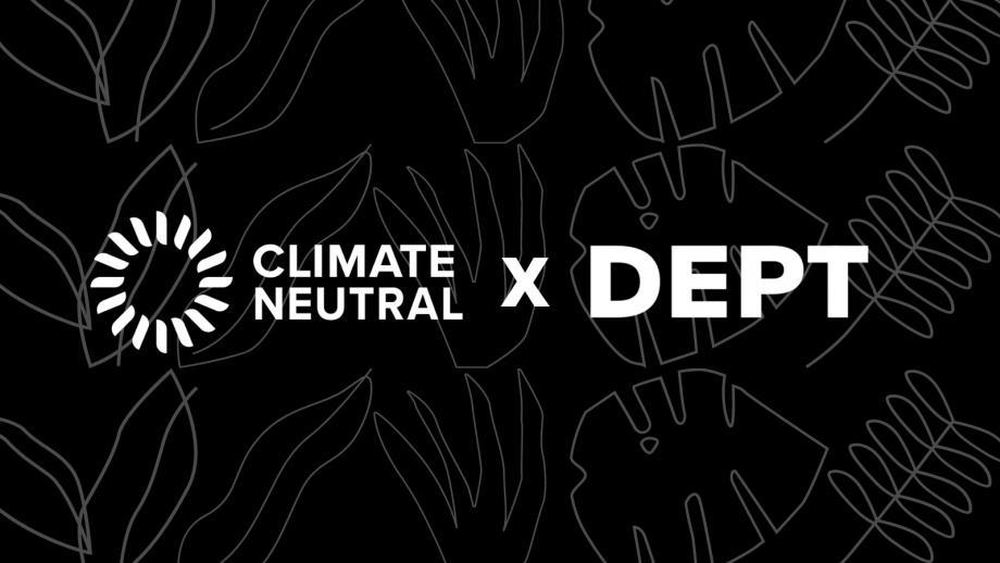 Dept nu wereldwijd Climate Neutral gecertificeerd