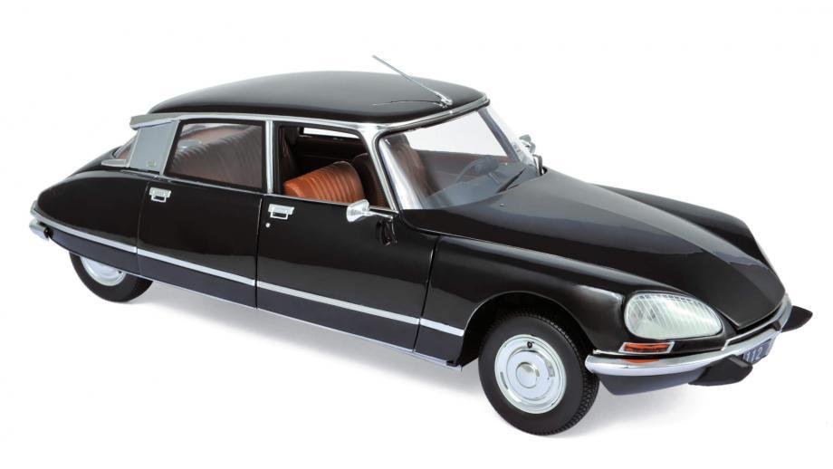 Citroën DS 23 Pallas 1972 Black