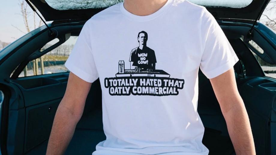 'Oatly's marketing heeft humor, valt op en is ook effectief (in ieder geval bij mij, want ben overgestapt van soja naar haver)'