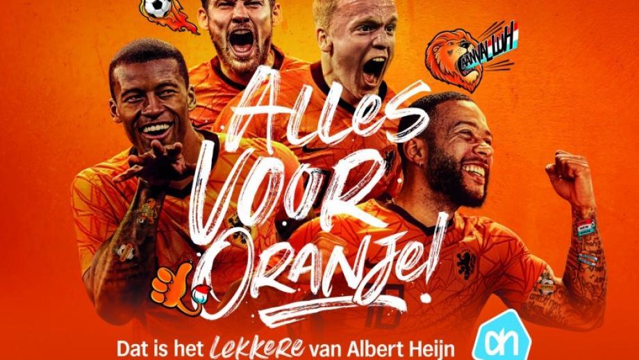 Albert Heijn - Alles voor Oranje