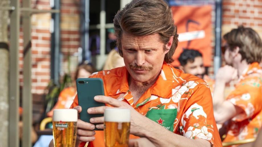 Rudi - Holland Heineken Hemd
