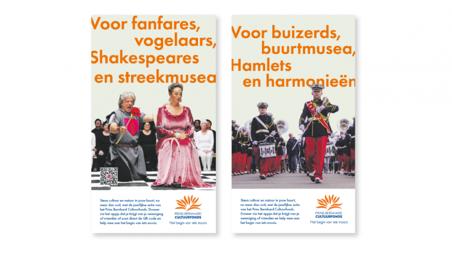 Print uiting het Prins Bernhard Cultuurfonds.