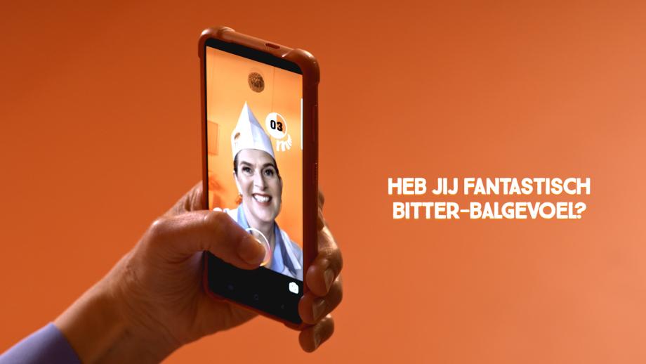 Mora laat Nederland bitterballen koppen dit EK