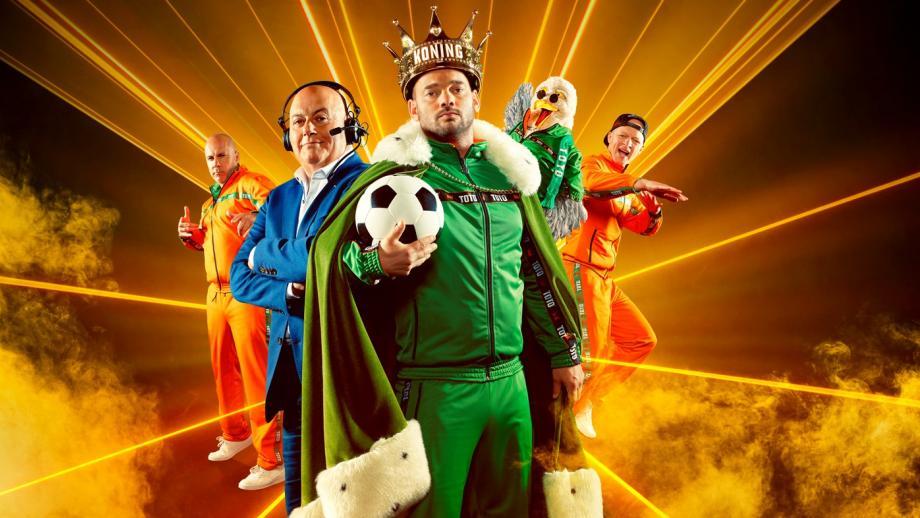 Hakkende Wesley Sneijder is nieuwe Koning Toto dit EK