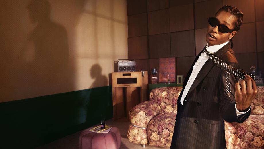 A$AP Rocky is nieuwe stijl-boegbeeld van Klarna
