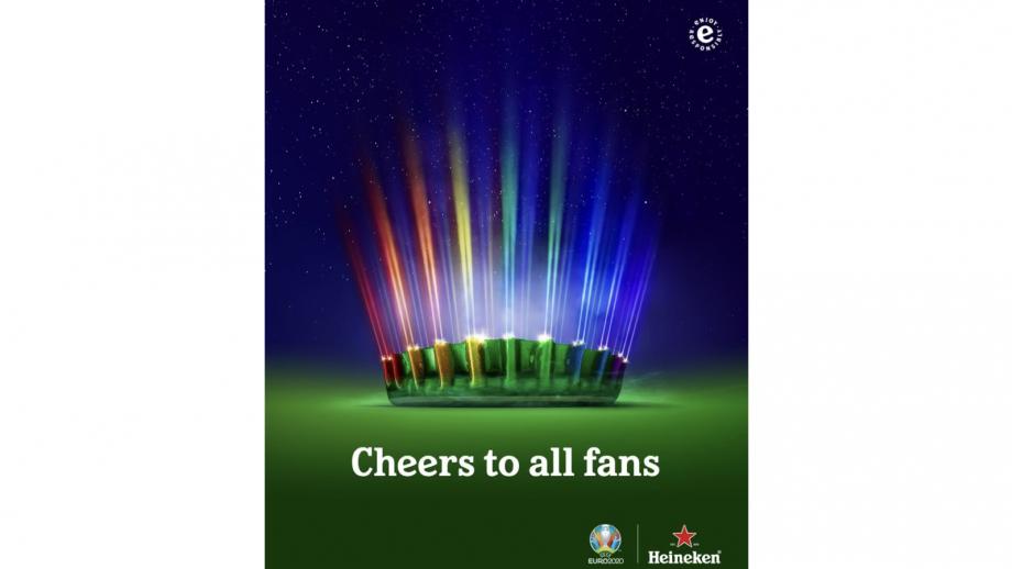 Heinekens inhaker Euro2020 Allianz Arena
