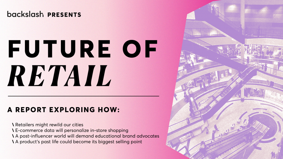 Future of Retail onderwerpen