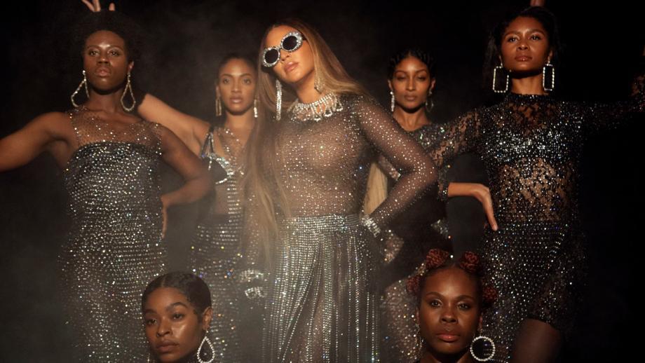 """""""Black Is King"""" van Beyoncé"""