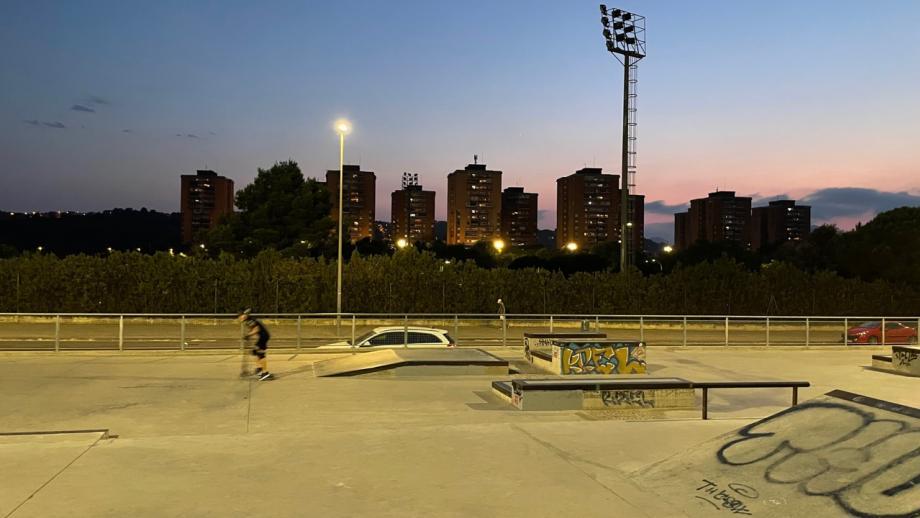Skatepark Can Jofresa Terrassa