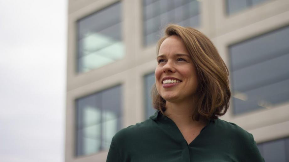 Lara Molendijk, senior brand consultant bij New Growth Strategies