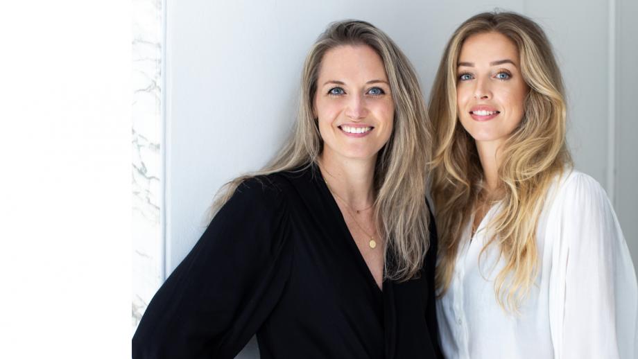 Bregje van Iperen en Sanne Konings nieuwe directie Femmefab