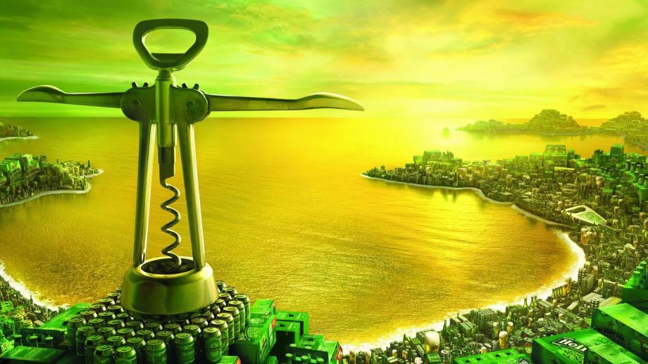 Brazilië is sinds vorig jaar Heinekens grootste markt