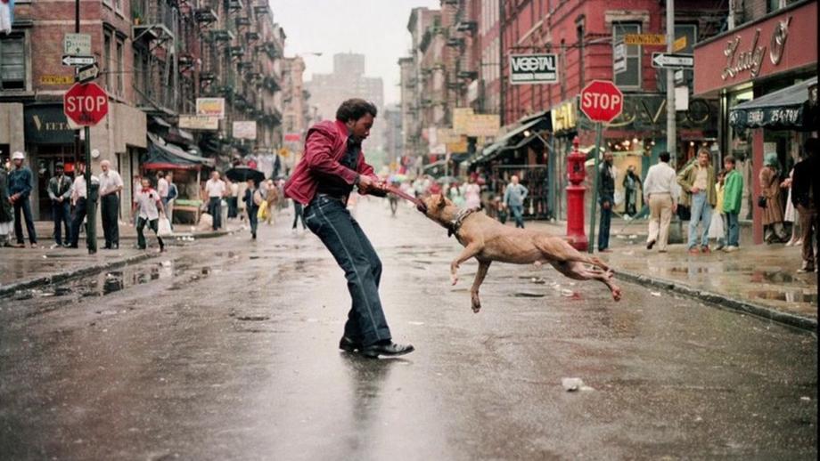 Foto uit Everybody Street