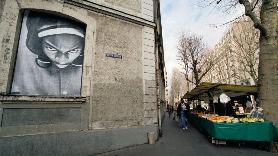 28 Millimeters, Portrait of a Generation, Byron, Paris, 20ème arrondissement, 2004