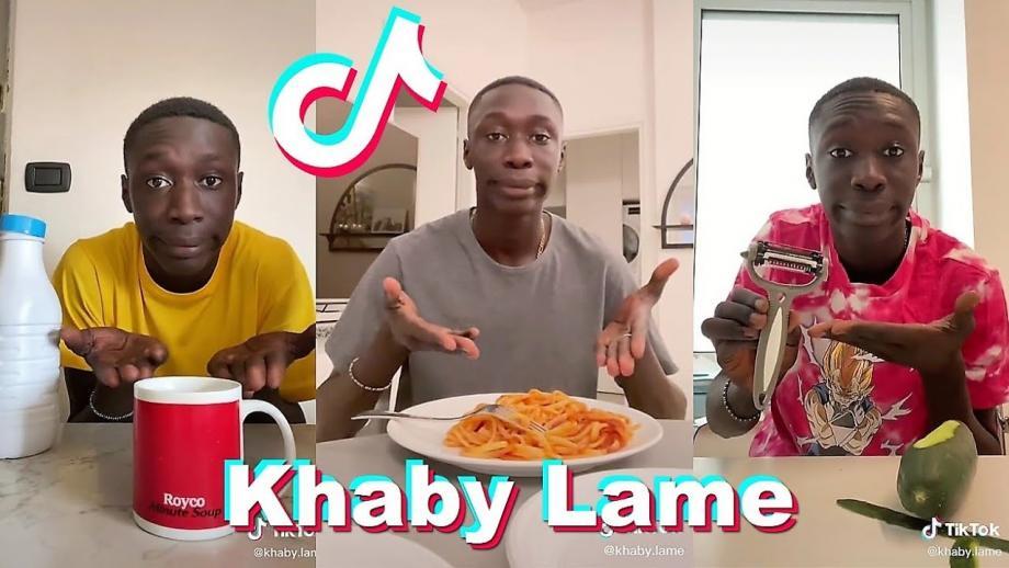 De stille TikTok-sensatie Khaby Lame