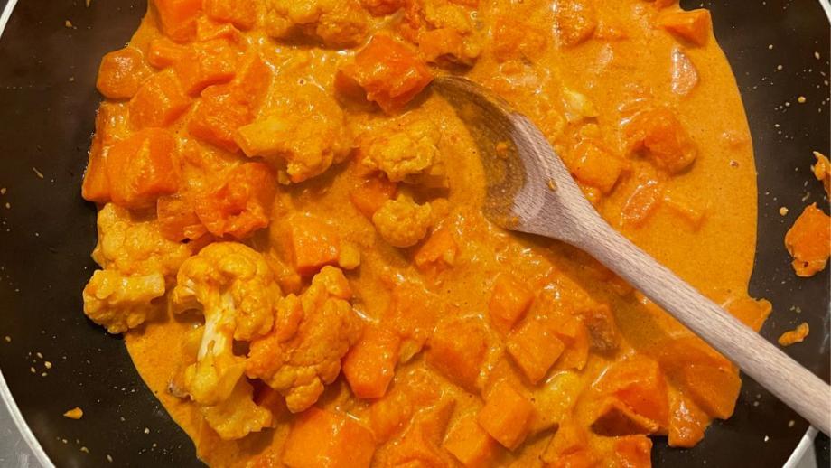 Curry van Jordi