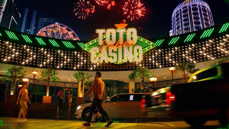 Toto Casino moet glamorous Las Vegas-gevoel overbrengen