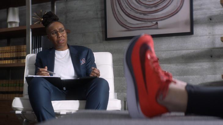 'Shoe Therapist' Dana Sole