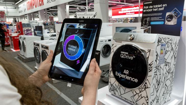 AR-Experience Samsung