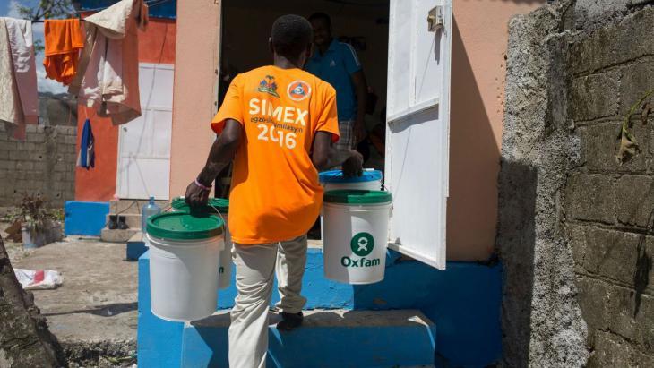 Oxfam in Haïti