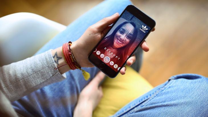 Snapchat Shoppable AR Lenzen