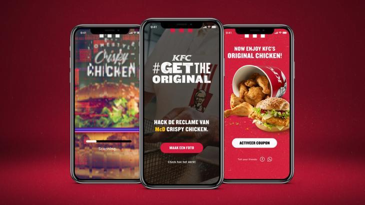 KFC Get the original