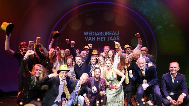AMMA mediabureau van het jaar 2018