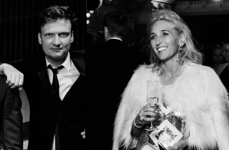 Roel Welling en Nathalie Peters | Fotografie: Reinier RVDA