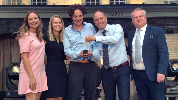 Hill+Knowlton Nederland won een gouden Sabre Award