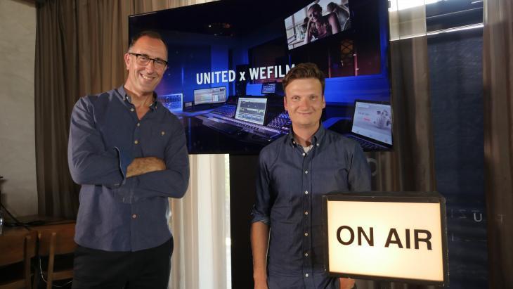 WeFilm & United