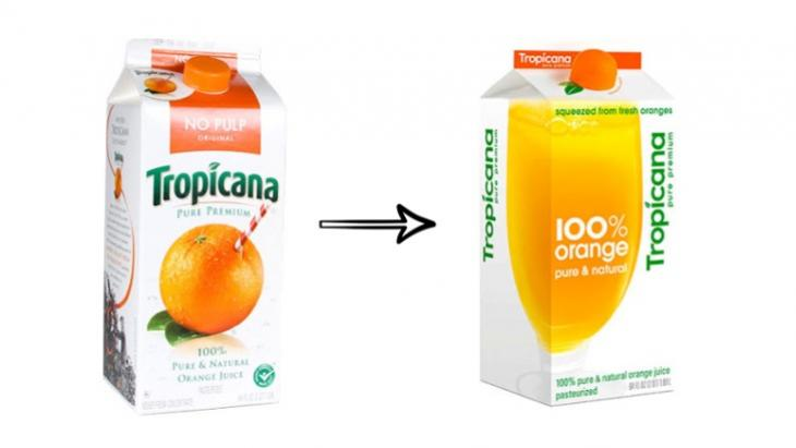 How Brands Grow Tropicana voorbeeld