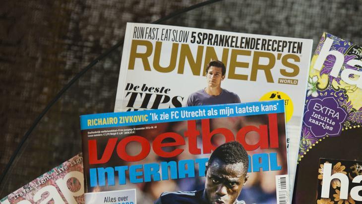 WPG sportbladen