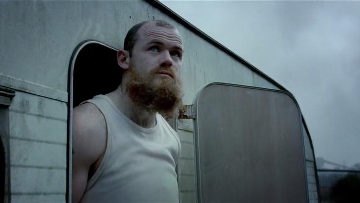Wayne Rooney in Nike-commercial