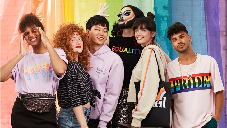 H&M Pride-collectie