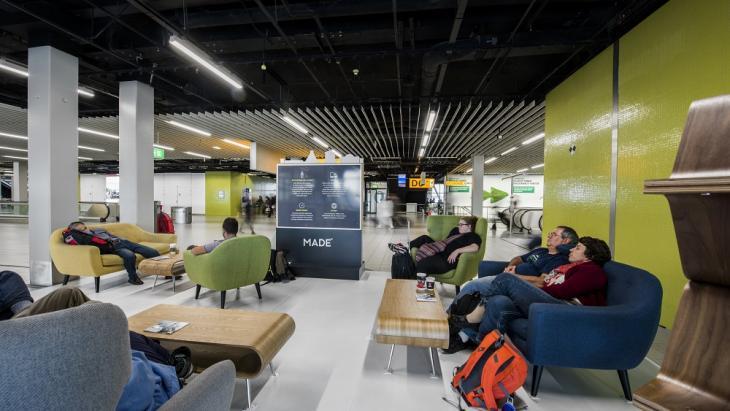 Made.com op Schiphol