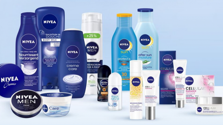 Website Nivea