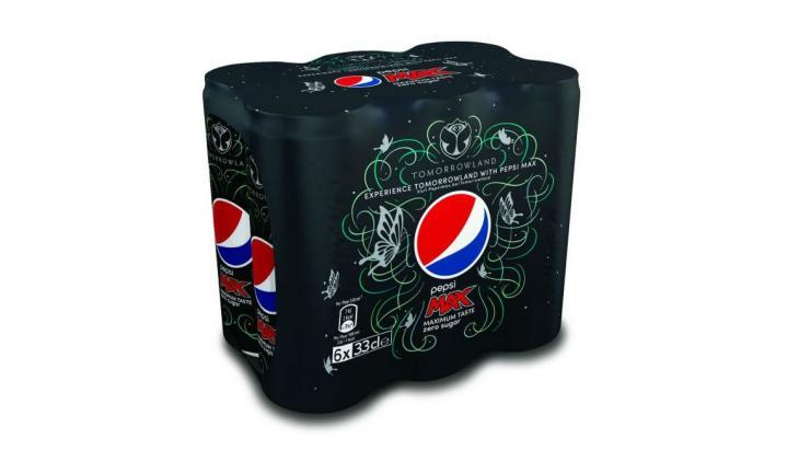 Pepsi Max x Tomorrowland
